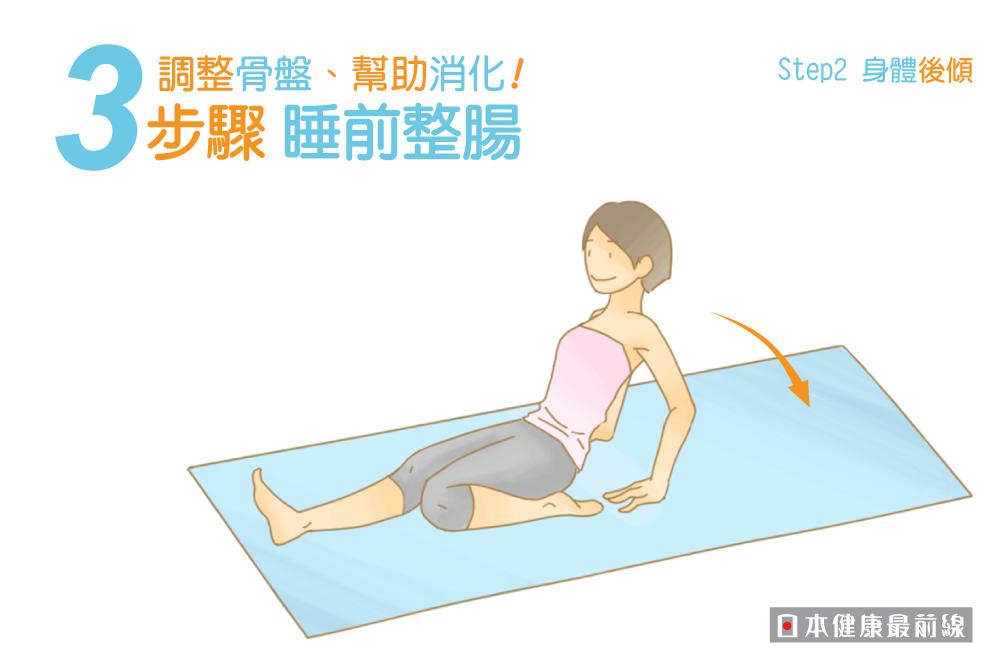睡前整腸操 - 提升腸胃代謝