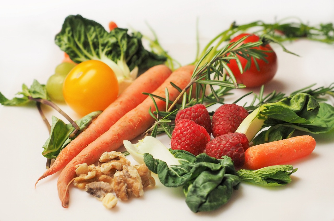 飲食習慣 營養均衡
