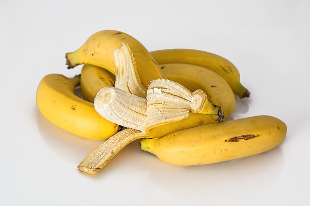 香蕉解便秘